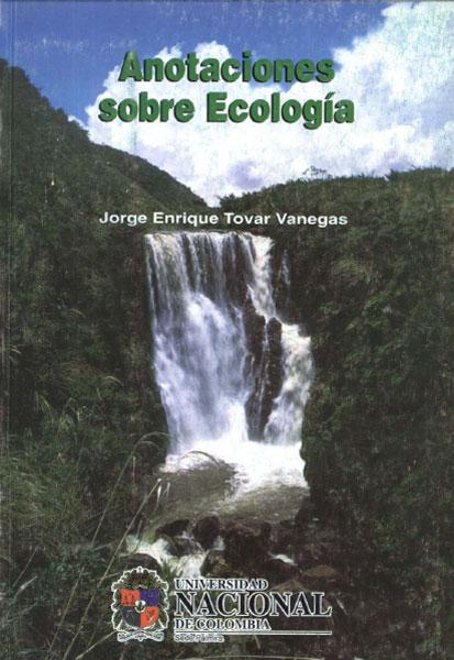 Anotaciones sobre ecología