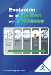 Portada de la publicación Evolución de la gestión por procesos