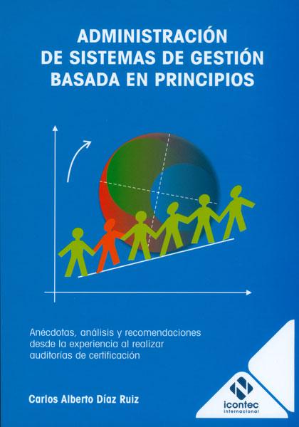 Portada de la publicación Administración de sistemas de gestión basada en principios