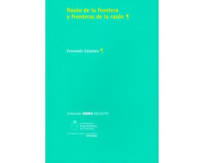 Razón de la frontera y fronteras de la razón. Pensamiento de los límites en Peirce, Florenski, Marey, y limitantes de la expresión en Lispector, Vieira da Silva, Tarkovski