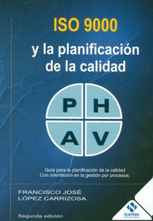Portada de la publicación ISO 9000 y la planificación de la calidad. Guía para la planificación de la calidad con orientación en la gestión por procesos