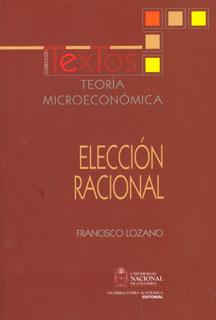 Teoría microeconómica: elección racional