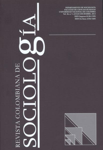 Revista Colombiana de Sociología Vol. 36 No. 2