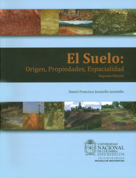 El suelo: origen, propiedades, espacialidad