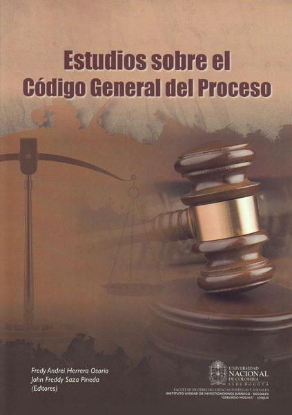 Estudios sobre el Código general del proceso