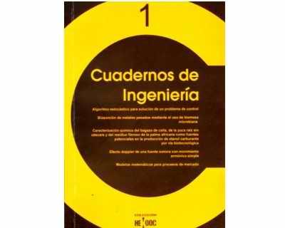 Cuadernos de Ingeniería I
