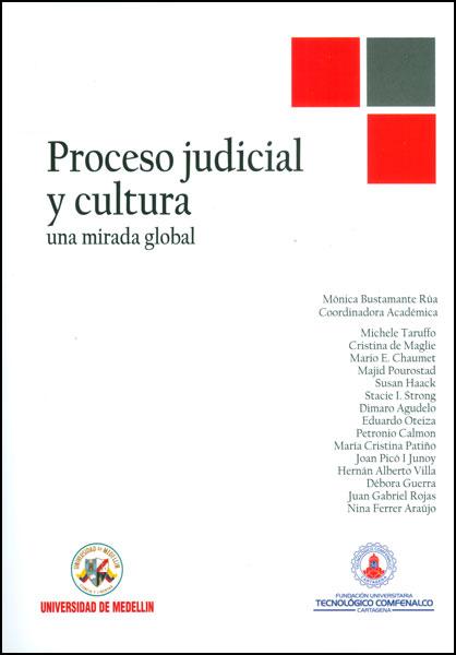 Proceso judicial y cultura. Una mirada global