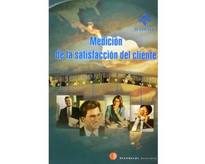 Portada de la publicación PB 35 - Medición de la satisfacción del cliente