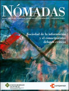 Sociedad de la información y el conocimiento: debates críticos. Nómadas No. 36