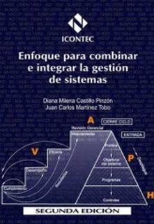 Portada de la publicación Enfoque para combinar e integrar la gestión de sistemas