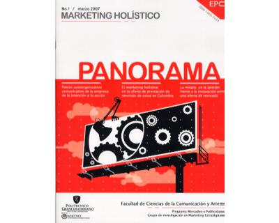 Panorama No. 1 Marketing Holístico