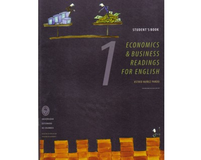 Student´s Book. Economic & Business Reading For English. No. 1