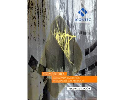 Portada de la publicación Compendio. Guías para la gestión integral de los residuos