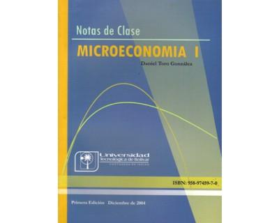 Microeconomía I