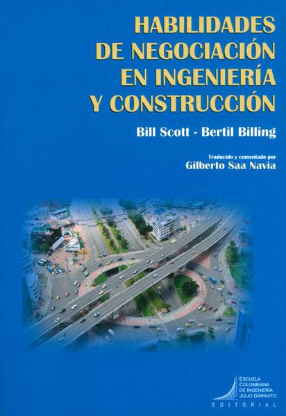 Habilidades de negociación en ingeniería y construcción