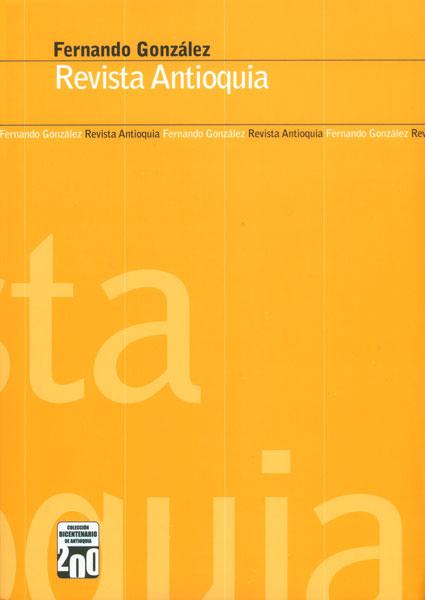 Revista Antioquia