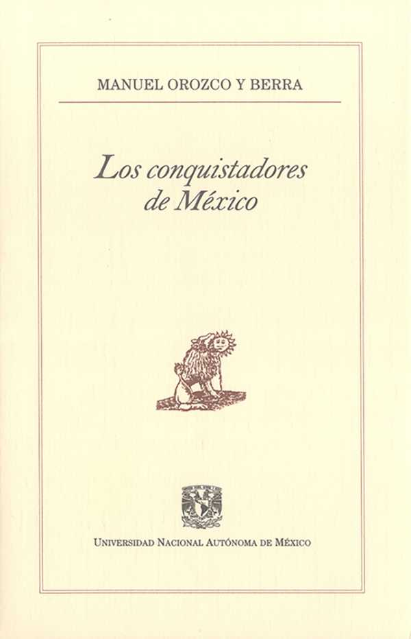 Los conquistadores de México