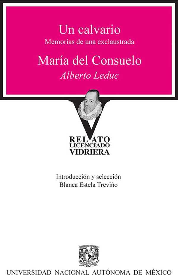 Un calvario / María del Consuelo