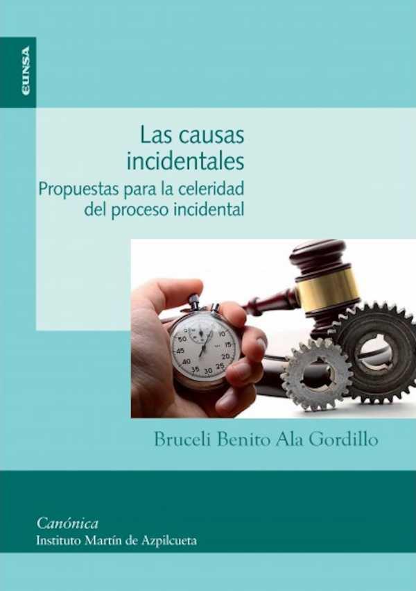 Las causas incidentales. Propuestas para la celeridad del proceso incidental