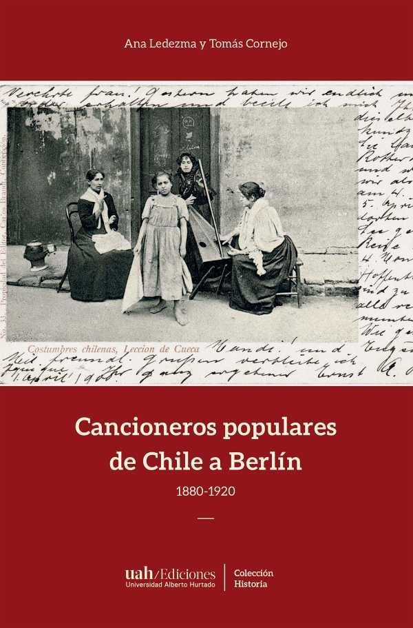Cancioneros populares de Chile a Berlín
