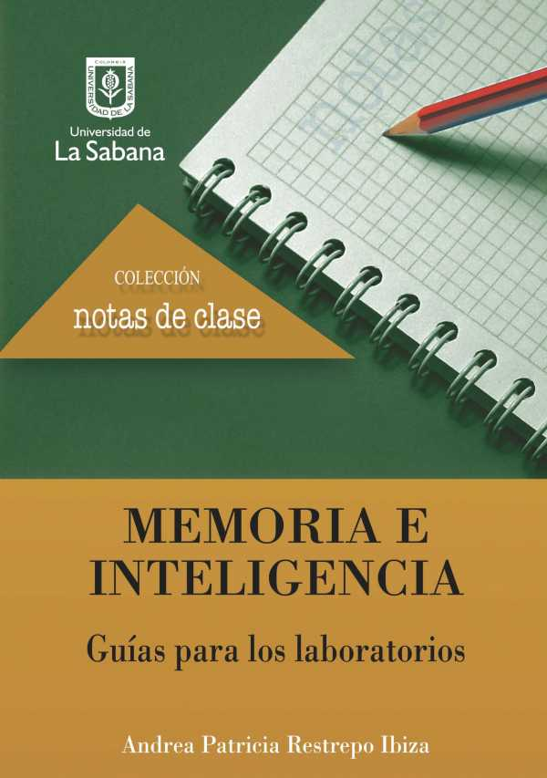 Memoria e inteligencia. Guías para los laboratorios
