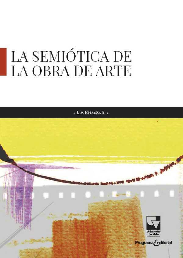 La semiótica de la obra de arte