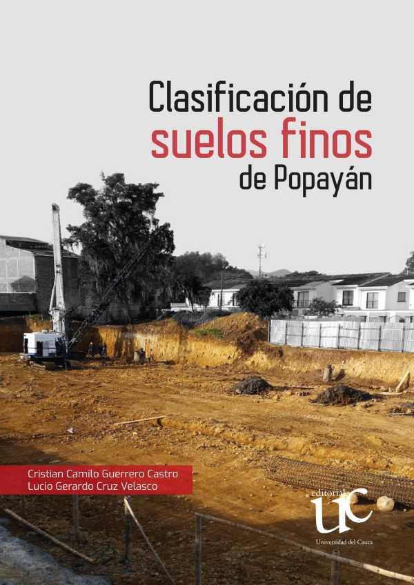 Clasificación de suelos finos de Popayán