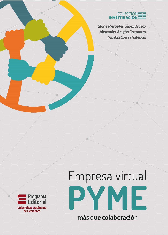 Empresa virtual pyme. Más que colaboración