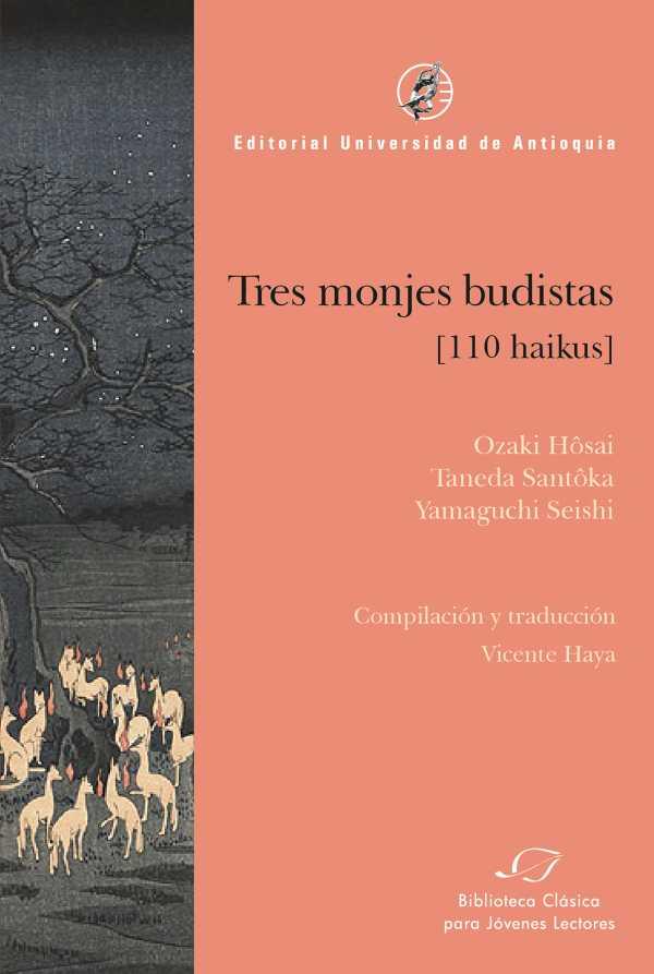 Tres monjes budistas. 110 haikus