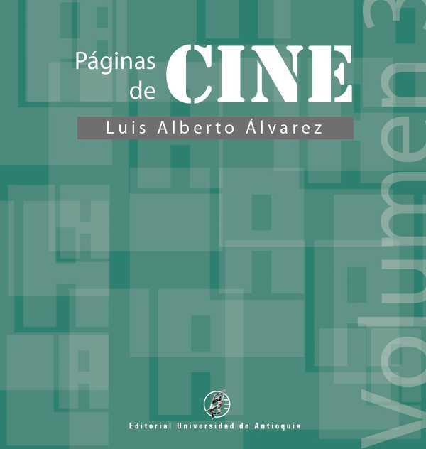 Páginas de cine. Volumen 3