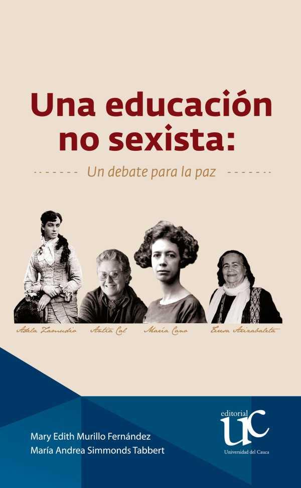Una educación no sexista:. Un debate para la paz