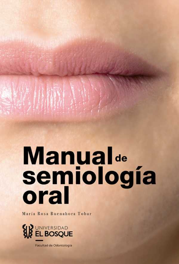 Manual de semiología oral