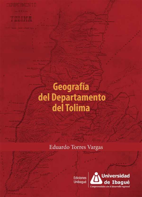 Geografía del Departamento del Tolima