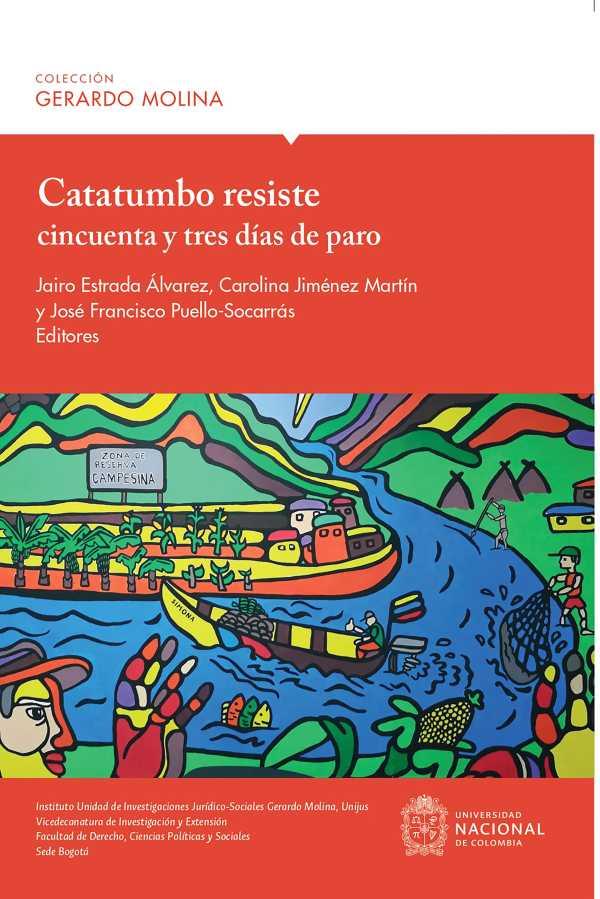 Catatumbo resiste cincuenta y tres di?as de paro
