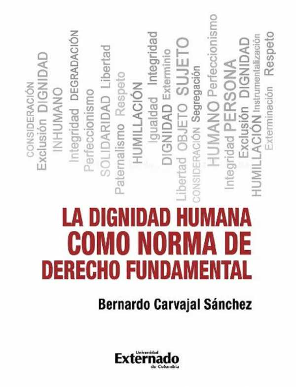 La dignidad humana como norma de derecho fundamental