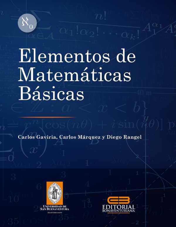 Elementos de matemáticas básicas