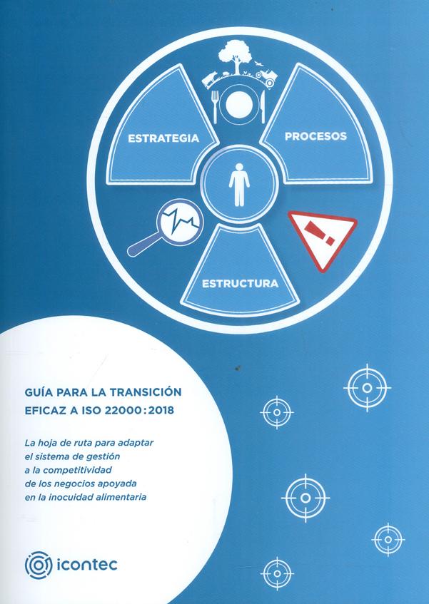 Portada de la publicación PB 74 - Guía para la transición eficaz a ISO 22000