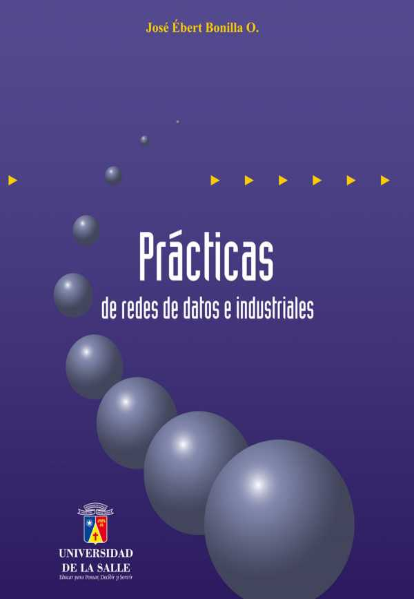 Prácticas de redes de datos e industriales