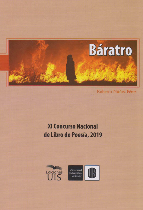 Báratro. XI Concurso Nacional de Libro de poesía, 2019.