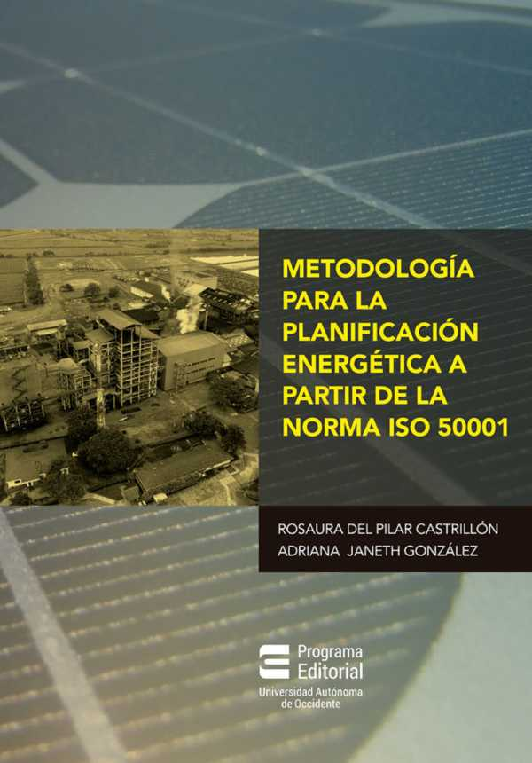 Metodología para la planificación energética a partir de la norma ISO 50001