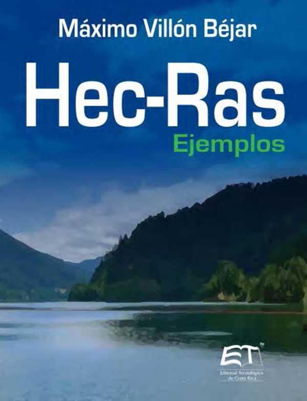 Hec-Ras. Ejemplos