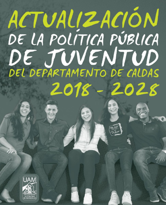 Actualización de la Política Pública de Juventud del departamento de Caldas 2018-2028