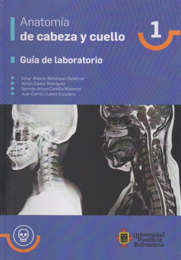 Anatomía de Cabeza y Cuello. Guía de Laboratorio 1