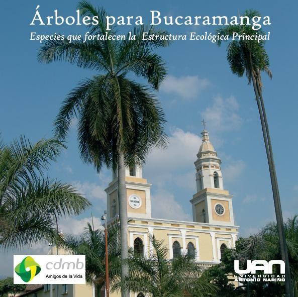 Árboles para Bucaramanga. Especies que fortalecen la estructura ecológica principal