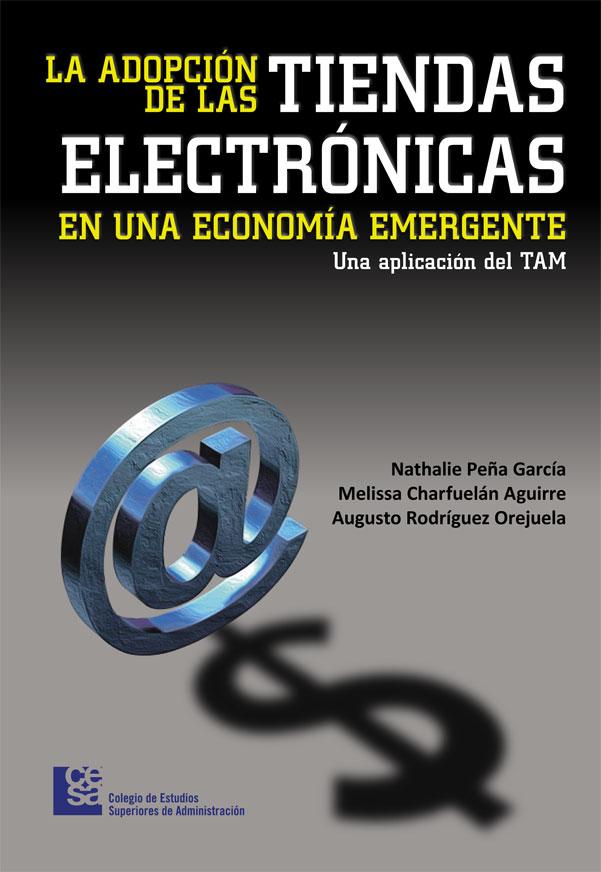 Libro La adopción de las tiendas electrónicas en una economía ...