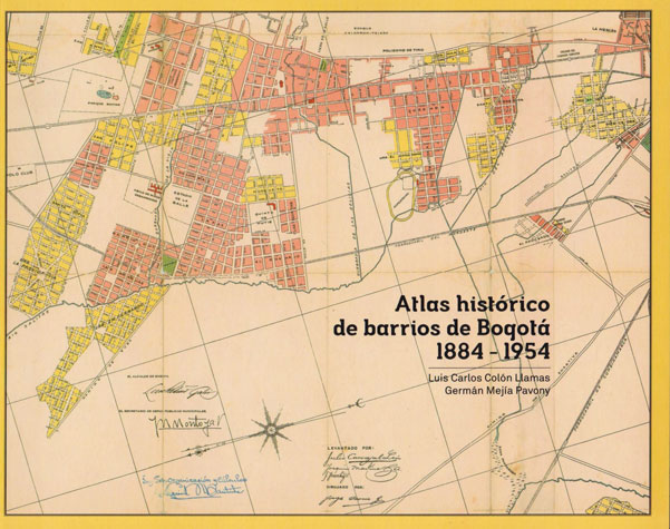 Atlas Histórico de Barrios de Bogotá 1884-1954