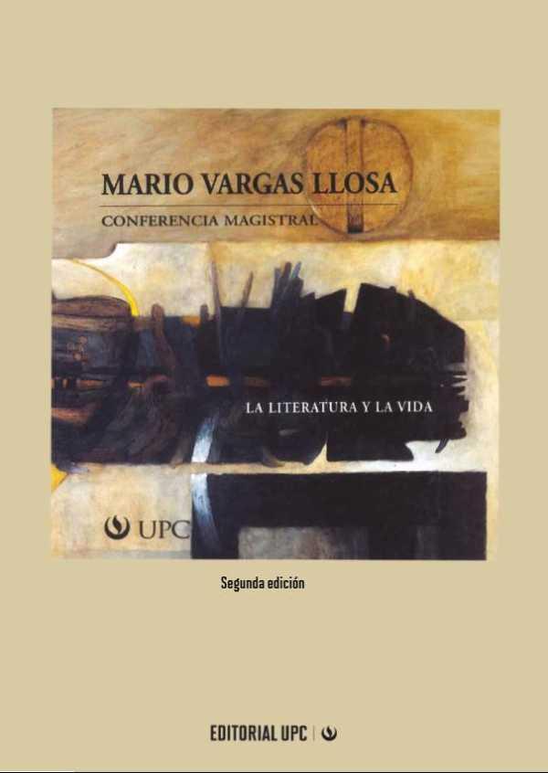 La literatura y la vida. Conferencia magistral