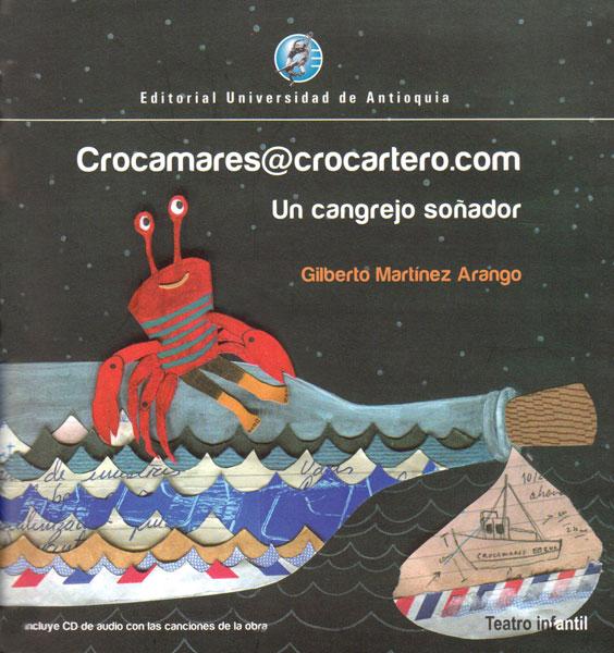 Crocamares @crocartero .com. Un cangrejo soñador
