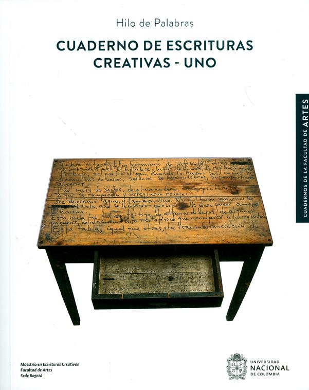 Cuaderno de escrituras creativas-uno