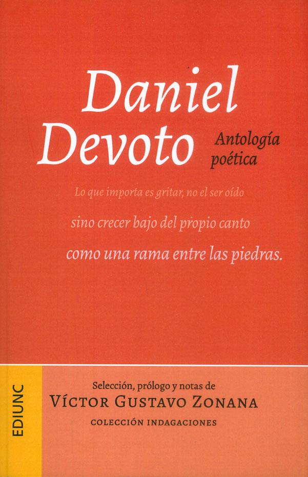 Daniel Devoto. Antología Poética